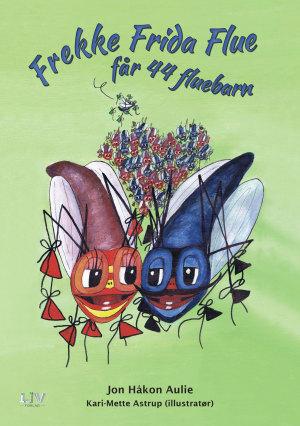 Frekke Frida Flue får 44 fluebarn
