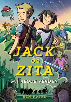 Jack og Zita må redde verden