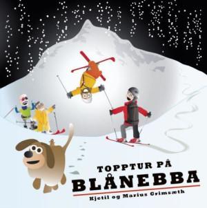 Topptur på Blånebba