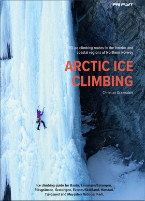 Arctic ice climbing