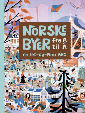 Norske byer fra A til Å