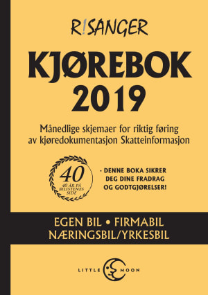 Kjørebok 2019