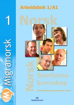 Migranorsk arbeidsbok 1/A1, 2. utg