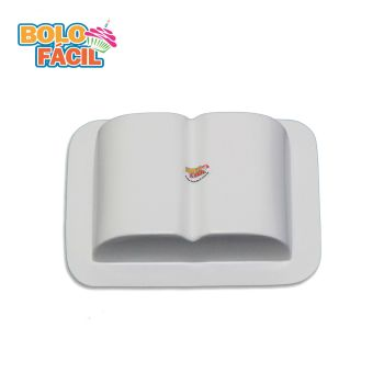 Molde Fácil - Livrinho para mini bolo artístico - 1 unidade