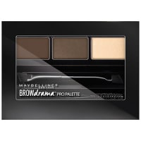 Buy Maybelline Brow Drama Pro Palette Deep Brown .1 Oz (2.8 Ml) by Maybelline  for Women online at best price, reviews
