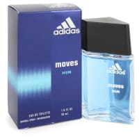 Buy Adidas Moves by Adidas 1 oz Eau De Toilette Spray for Men online at best price, reviews