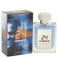 Buy 24 Live Another Day by ScentStory 3.4 oz Eau De Toilette Spray for Men online at best price, reviews