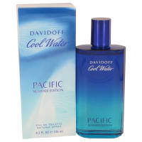Buy Cool Water Pacific Summer by Davidoff 4.2 oz Eau De Toilette Spray for Men online at best price, reviews