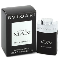 Buy Bvlgari Man Black Cologne by Bvlgari -- Gift Set -- Eau De Toilette Spray + After Shave Balm + Shower Gel in Pouch for Men online at best price, reviews