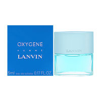 Buy Oxygene by Lanvin for Men Miniature Collectible online at best price, reviews
