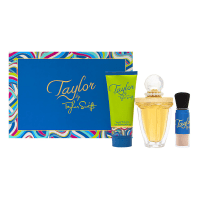 Buy Taylor by Taylor Swift for Women 3 Piece Set Includes: 3.4 oz Eau de Parfum Spray + 3.4 oz Body Lotion + 0.11 oz Shimmering Body Powder Brush online at best price, reviews