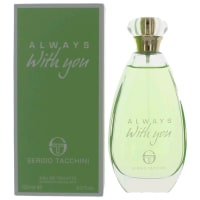 Buy Always With You by Sergio Tacchini 3.4 oz Eau De Toilette Spray for Women online at best price, reviews