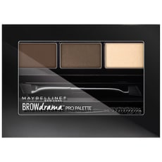 Maybelline Brow Drama Pro Palette Deep Brown .1 Oz (2.8 Ml) by Maybelline  for Women