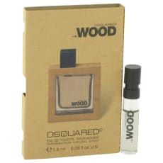 He Wood by Dsquared2 .05 oz Vial (sample) for Men