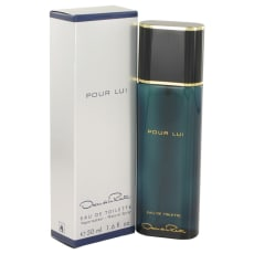 Oscar Pour Lui by Oscar de la Renta Eau De Toilette Spray 1.6 oz for Men