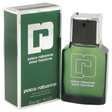 PACO RABANNE by Paco Rabanne 1.7 oz Eau De Toilette Spray for Men