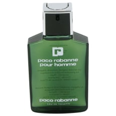 PACO RABANNE by Paco Rabanne 3.4 oz Eau De Toilette Spray (Tester) for Men