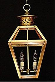 Broad Street Chain Hung Lantern