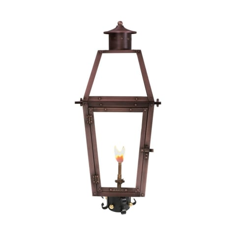 Acadian Post Mount Lantern