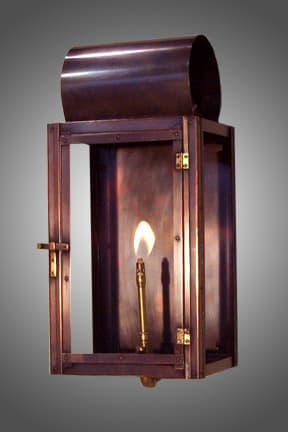 Lafitte flush mount lantern