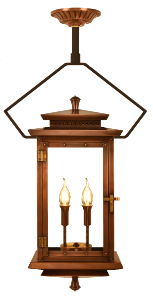 Traveler Yoke Mount Lantern