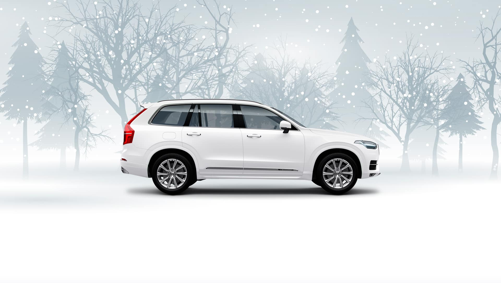 Volvo XC90 T8 Plug-in Hybrid Inscription m/AWD og Automat