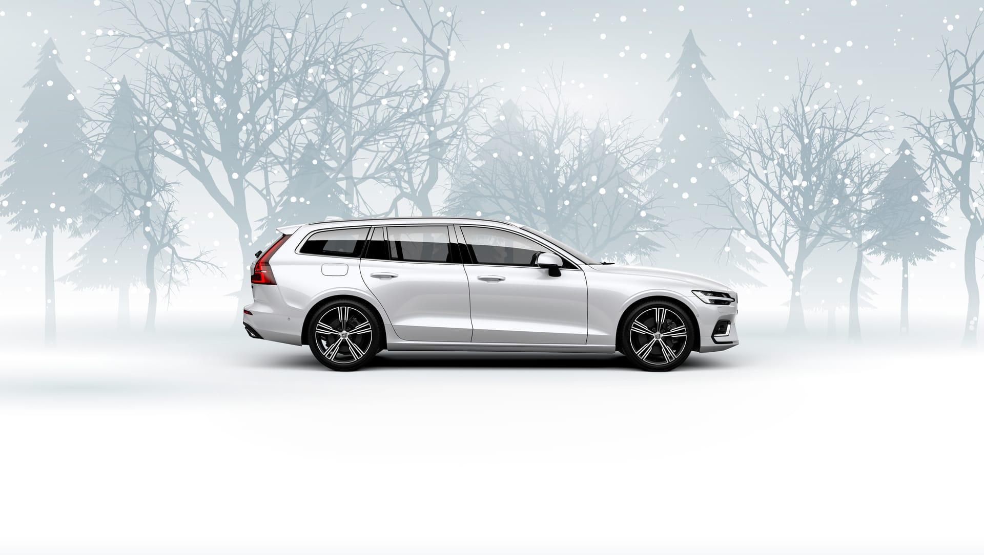Volvo V60 T8 Plug-in Hybrid Inscription/R-Design m/AWD og Automat