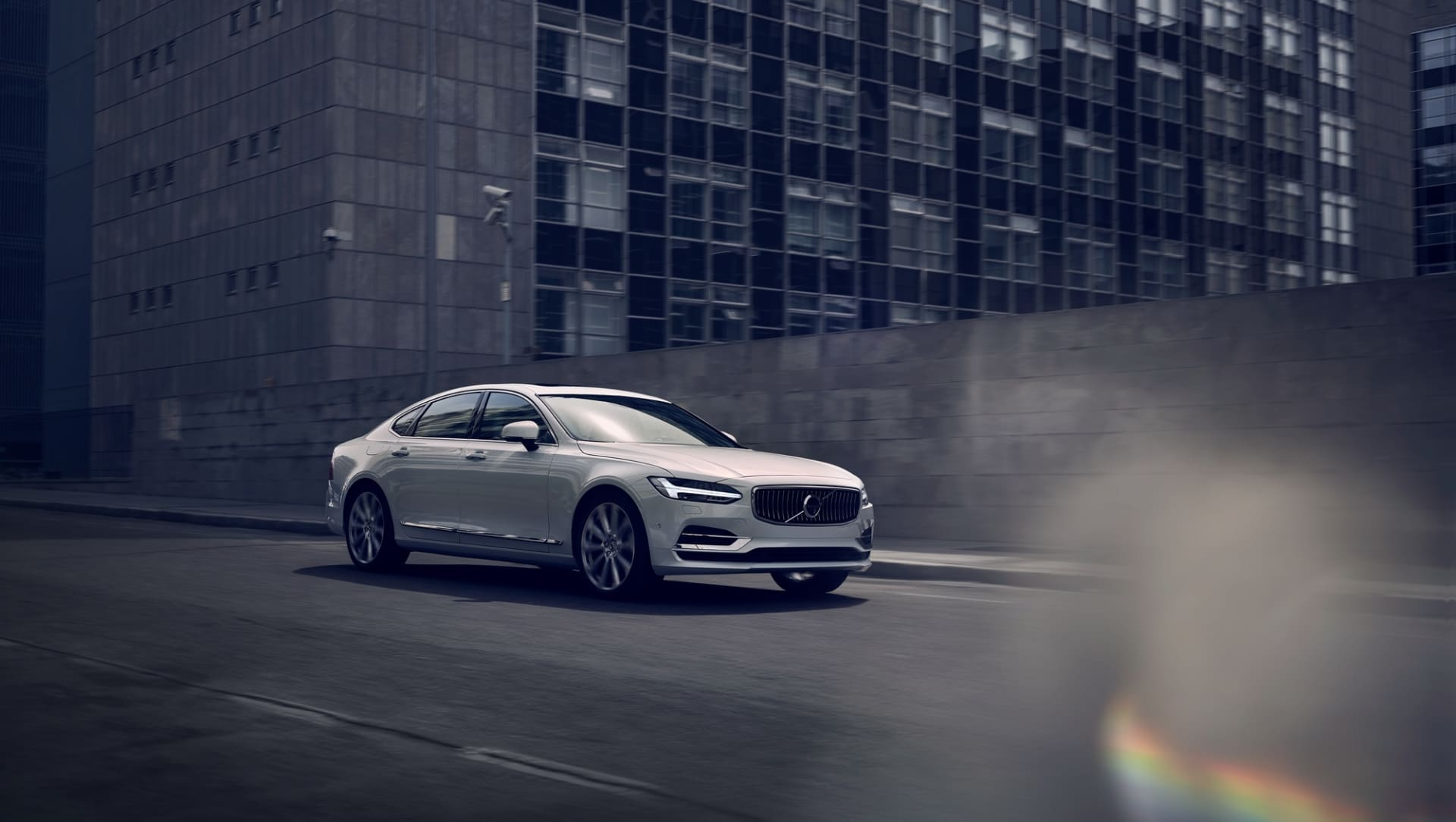 Volvo S90 T8 Plug-in Hybrid Inscription