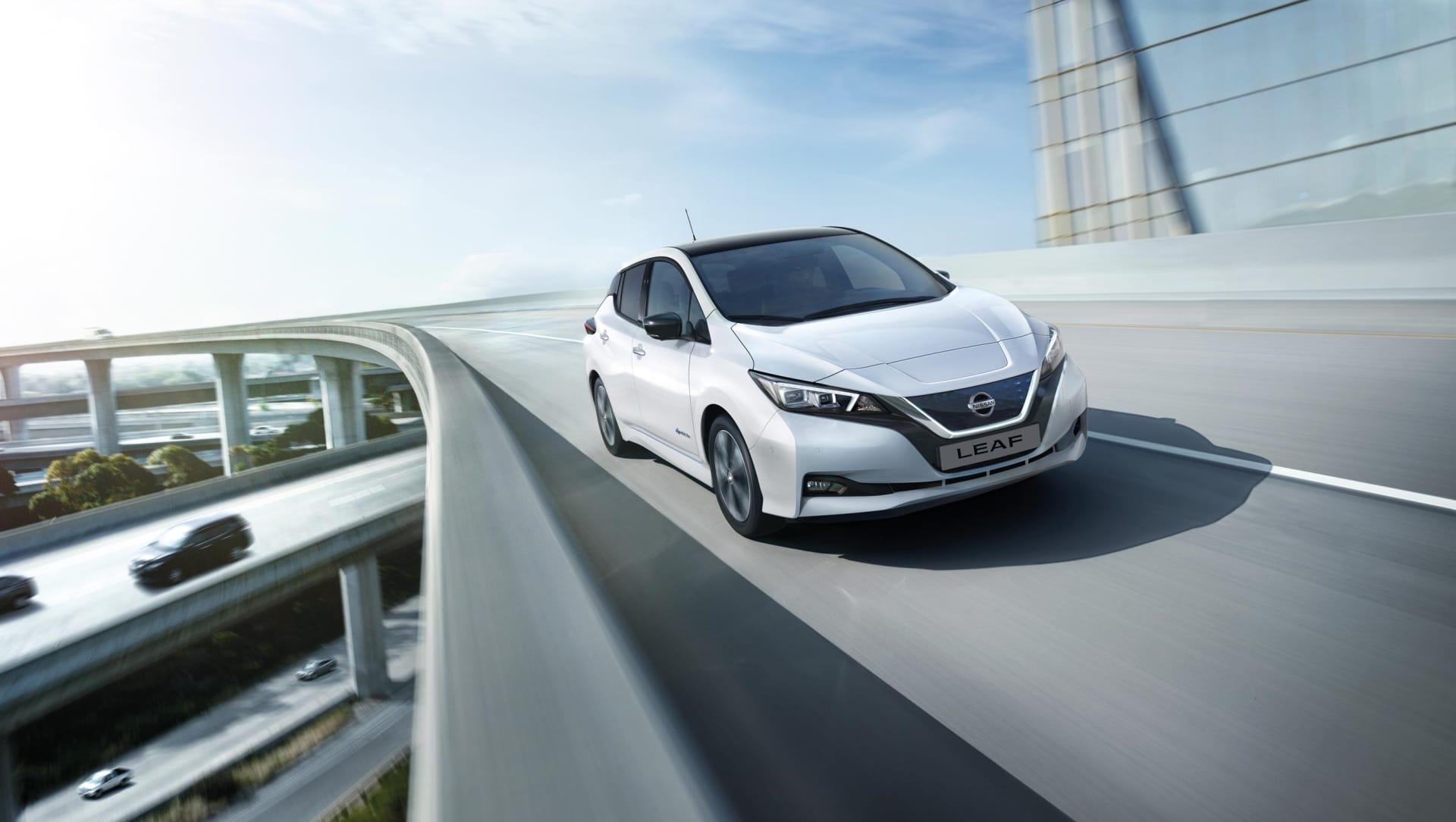Nissan Leaf N-Connecta 40ktw