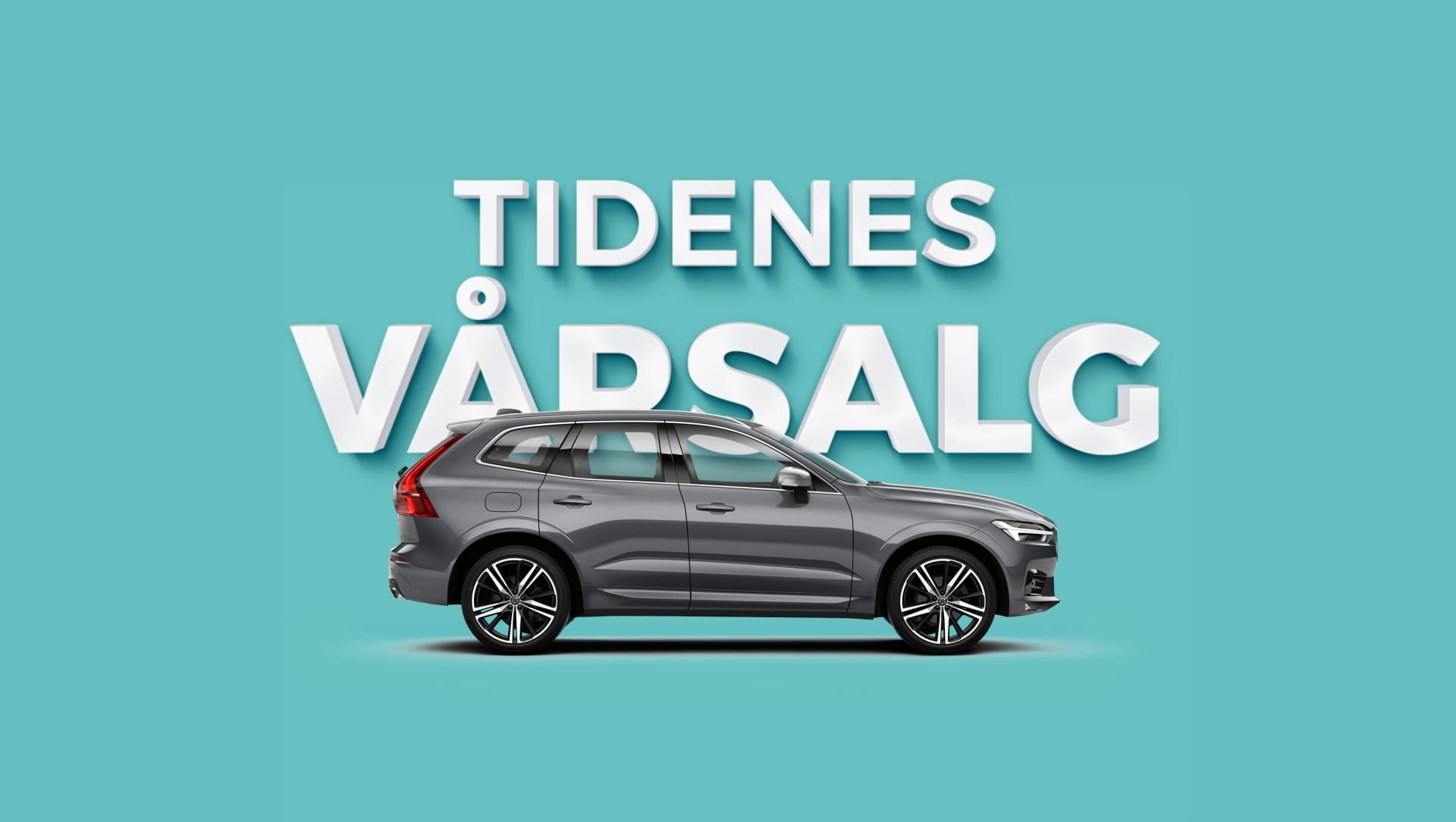 Volvo XC60 T8 Plug-in Hybrid R-Design
