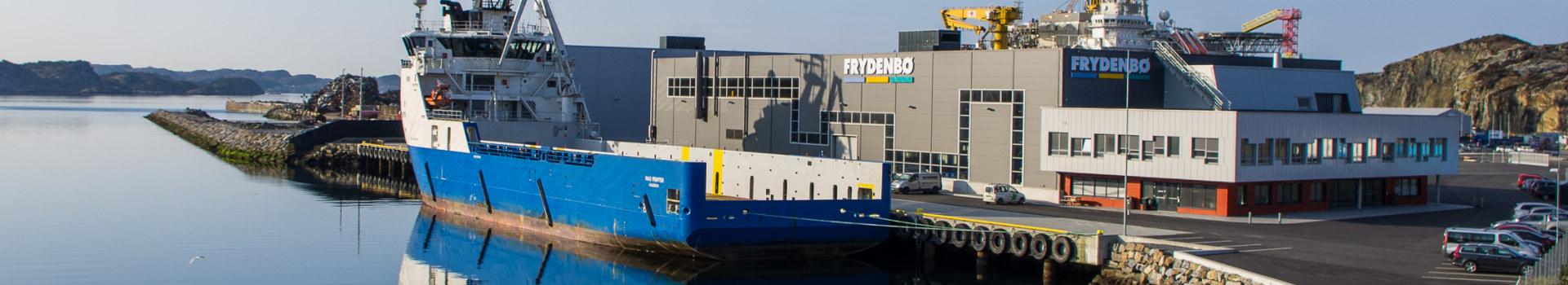 Pressemelding 02.12.2020:  Frydenbø Industri leverer verdens første inline hybridløsning