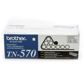 Toner Tn 570 Preto   Brother