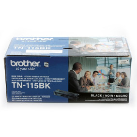Toner Tn 115 Bk Preto   Brother