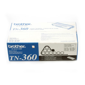 Toner Tn 360 Preto   Brother
