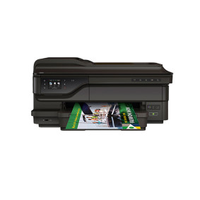 Impresssora Multifuncional Officejet 7610 Wide Aio   Hp