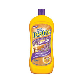 Lustra Moveis Lavanda 500ml   Destac