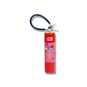 Extintor De Incendio Classes Bc Gas Carbonico 6 Kg   Tmc