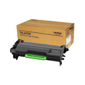 Toner Tn 3472s Preto Cx Kraft   Brother