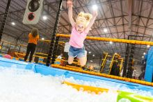 Birthday Parties at Newquay Trampoline and Play Park