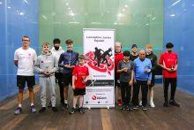 Lancashire Squash presentation photo