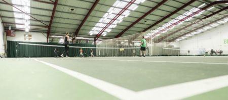 Islington tennis indoor court