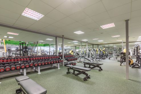 Facilities At Oasis Sports Centre Camden Better