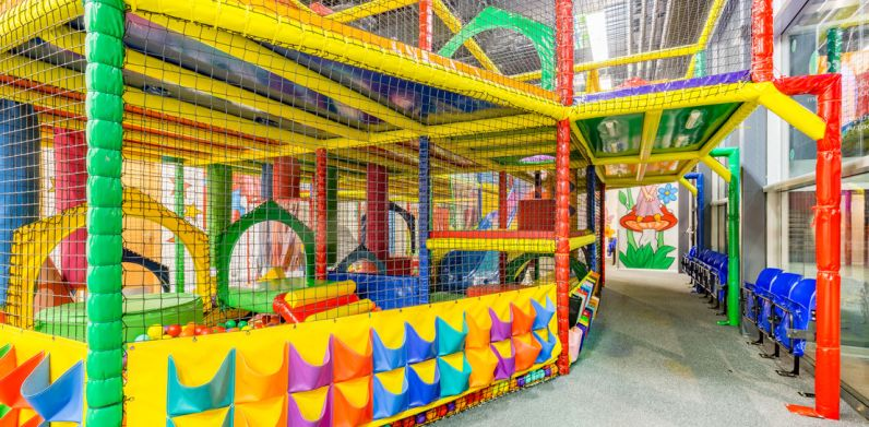 Rascals At Swiss Cottage Leisure Centre