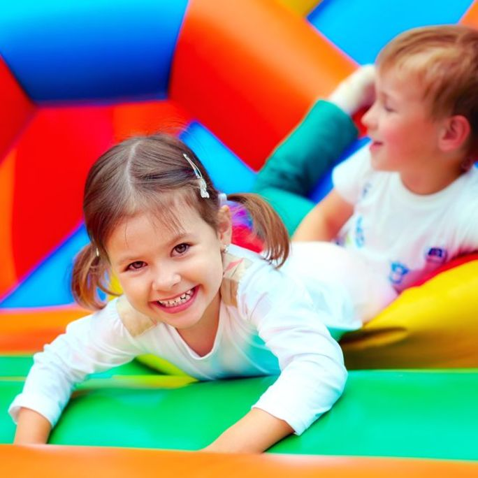 Soft Play Better Fairwater Leisure Centre Cardiff