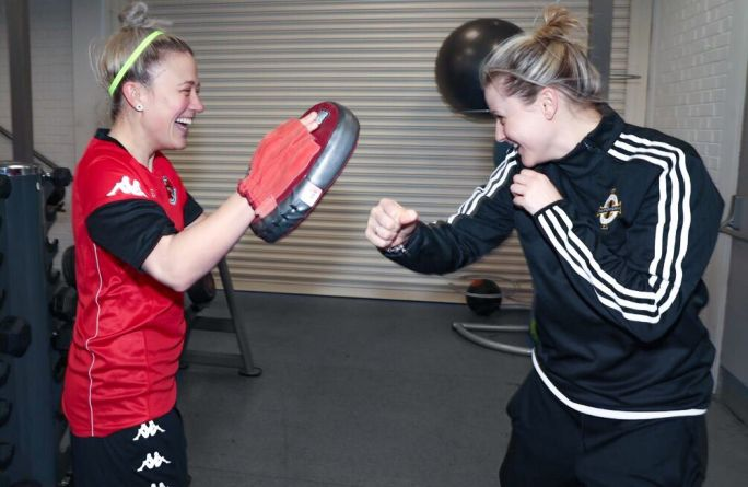 Shankill Gym - Boxing