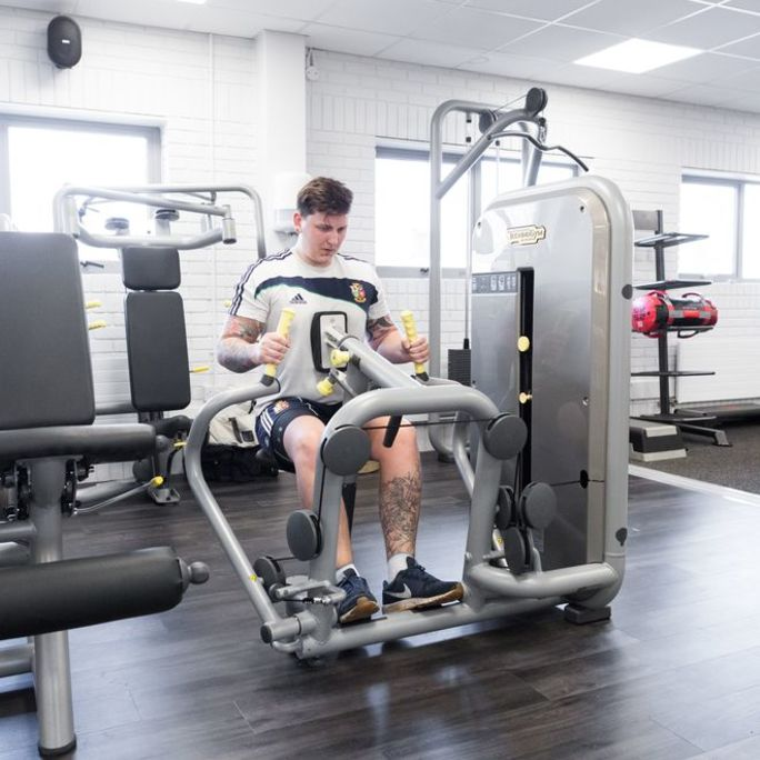 Fixed Resistance Machines at Better Fairwater Leisure Centre