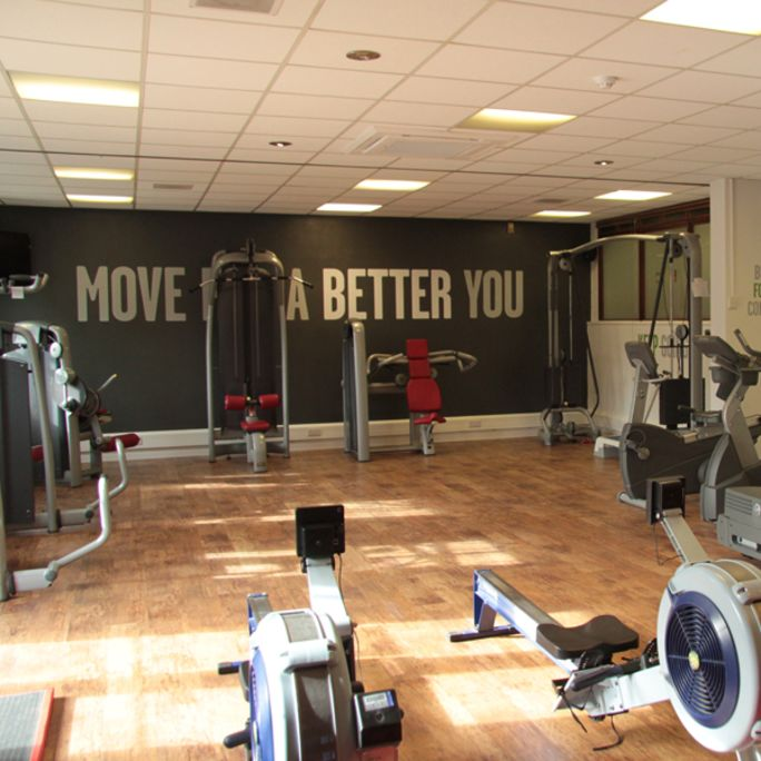 New gym at Cleator Moor Activity Centre
