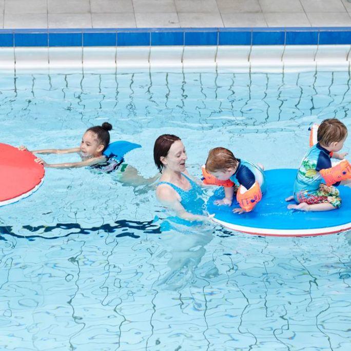 swim for fun at lisnasharragh