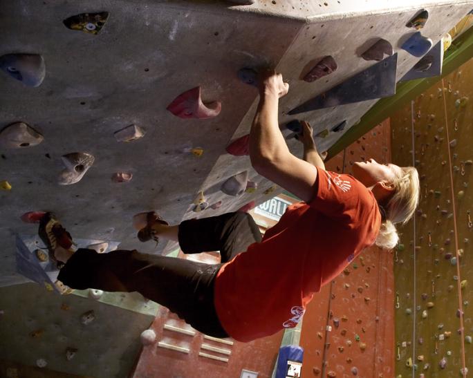 Female Climb