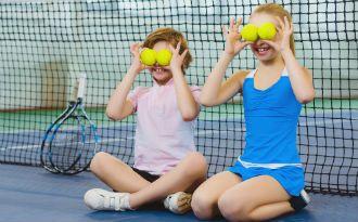 Kids tennis